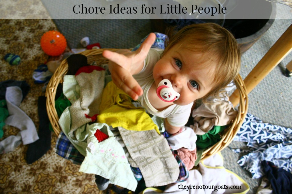 chore ideas for little people 2