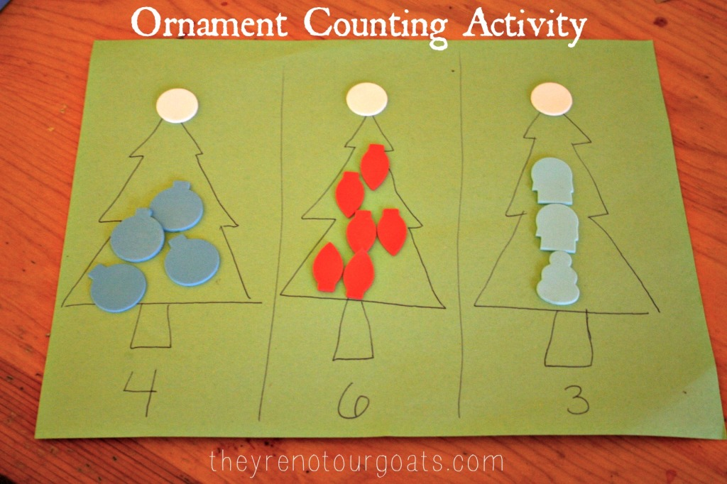 ornamentcounting