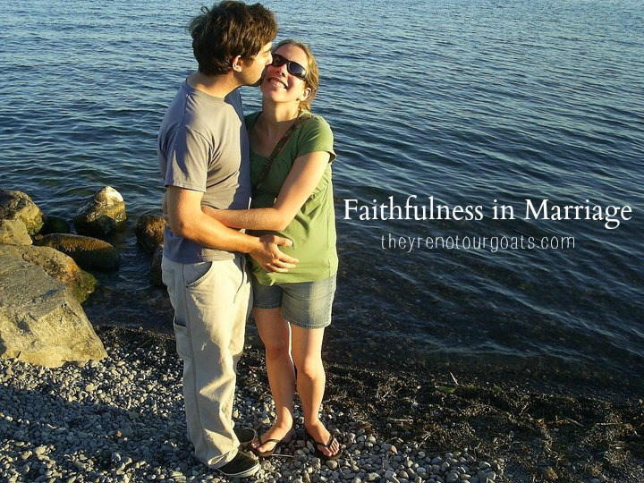 Faithfulness in Marriage