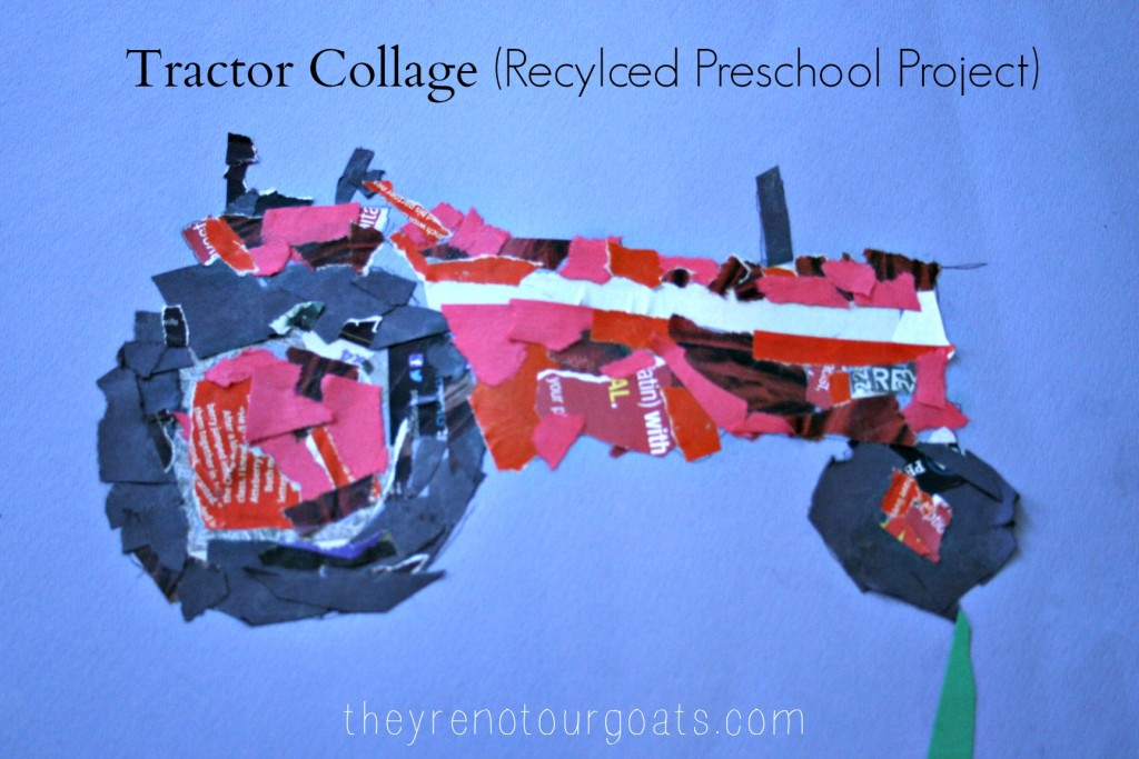 Tractor Collage 1
