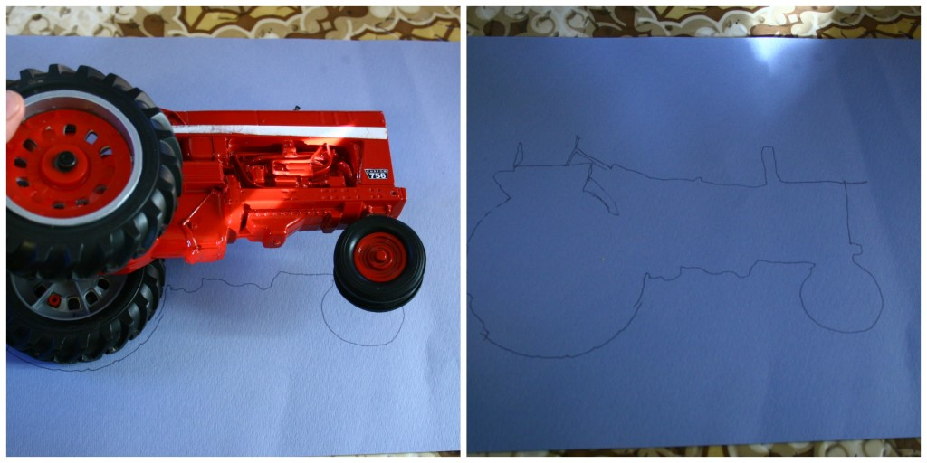 Tractor Collage2