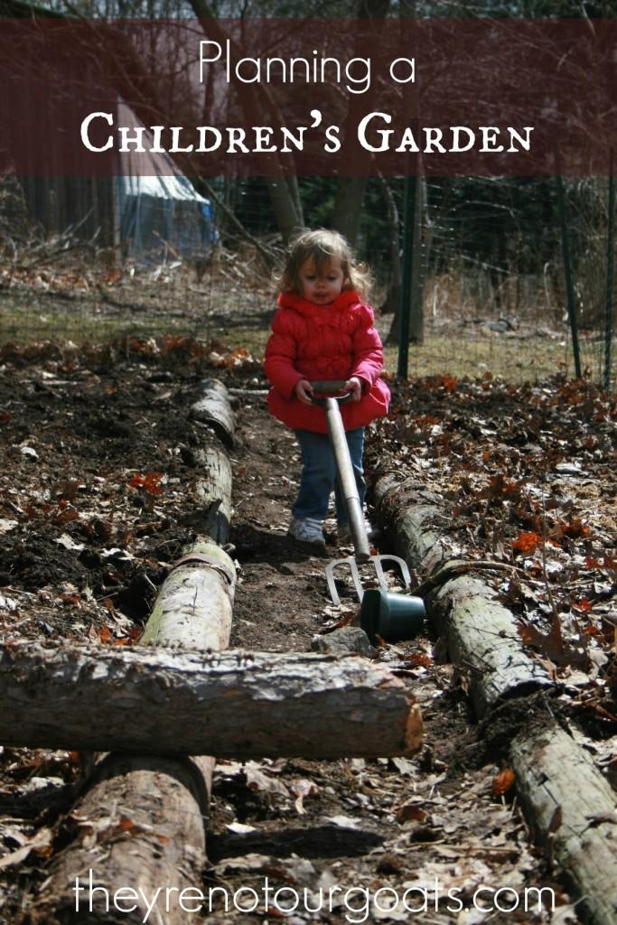 Planning a Children's Garden2