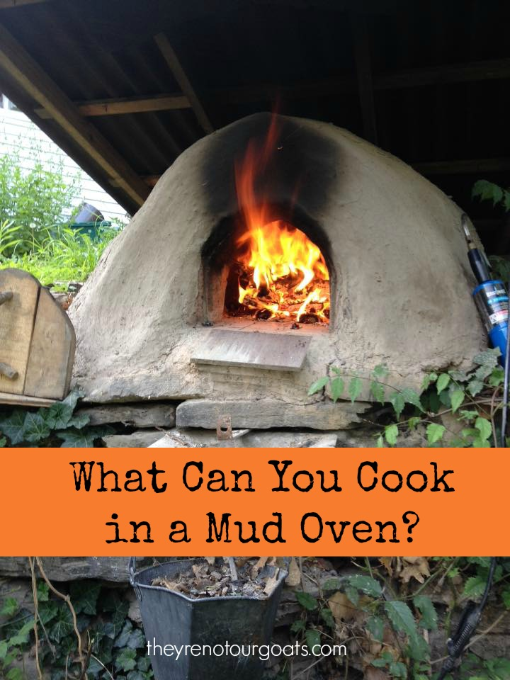 What Can You Cook in a Mud Oven