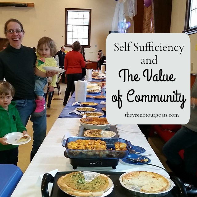 The Value of Community