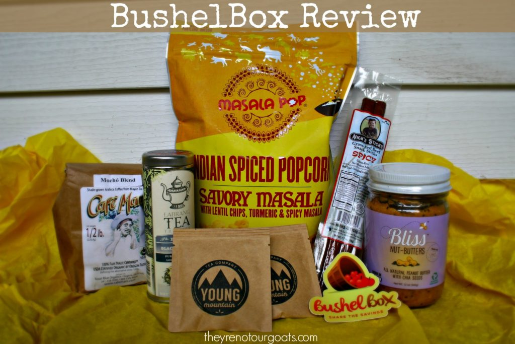 BushelBox Review